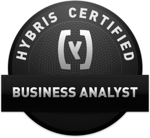 hybris Certified Business Analyst