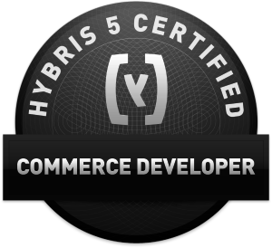 hybris Certified Commerce Developer