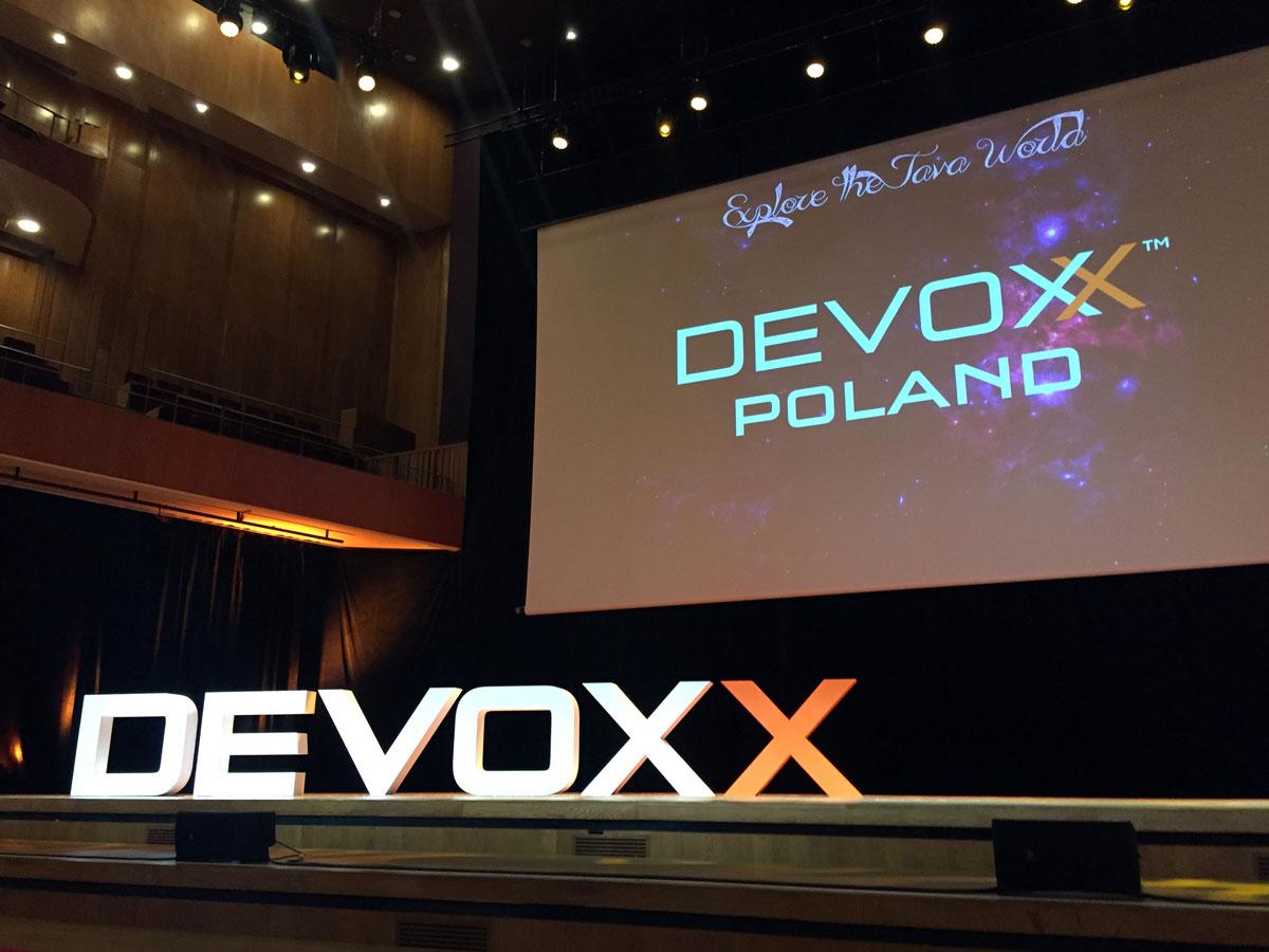 DevoxxPL 2016